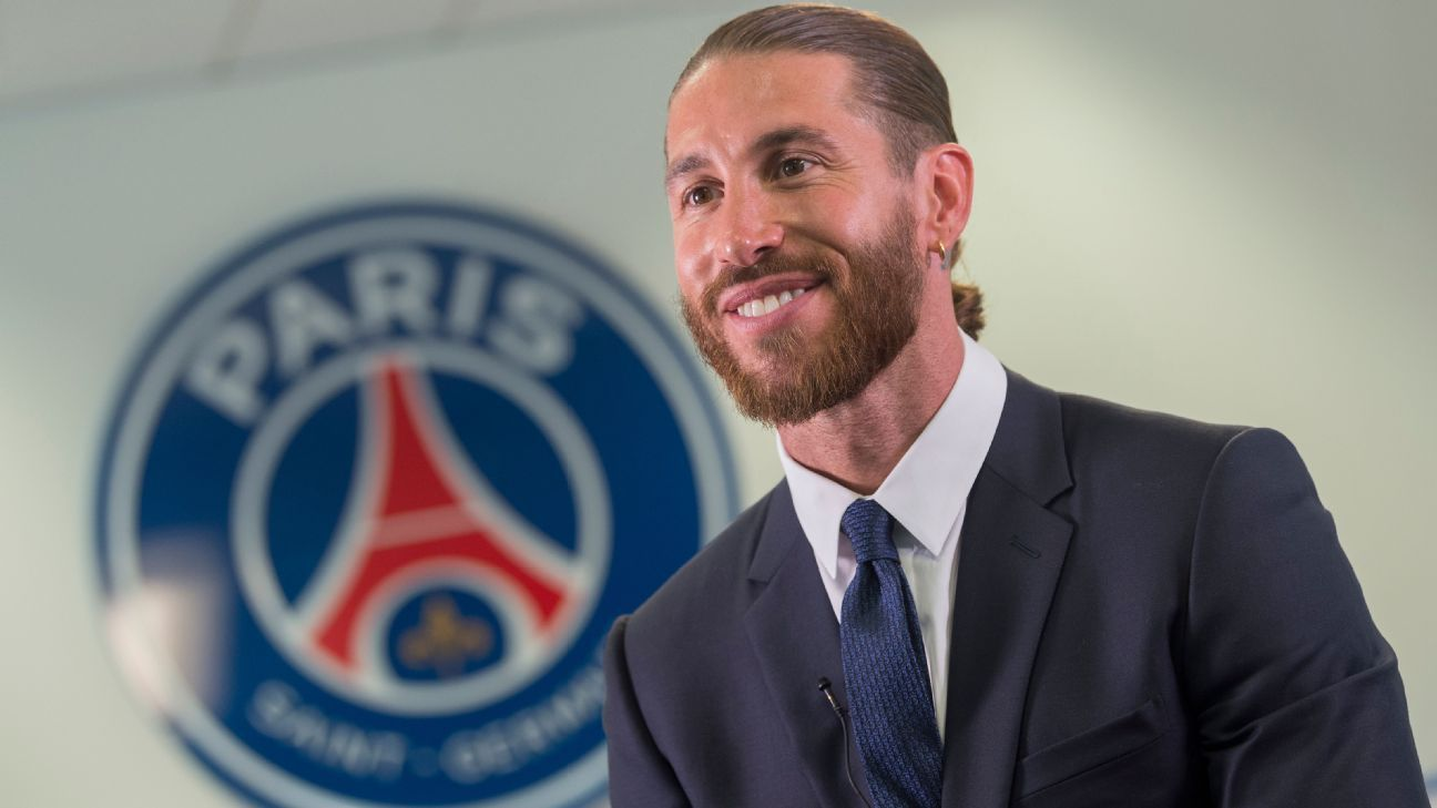 Sergio Ramos reveals why PSG cannot be compared to Madrid
