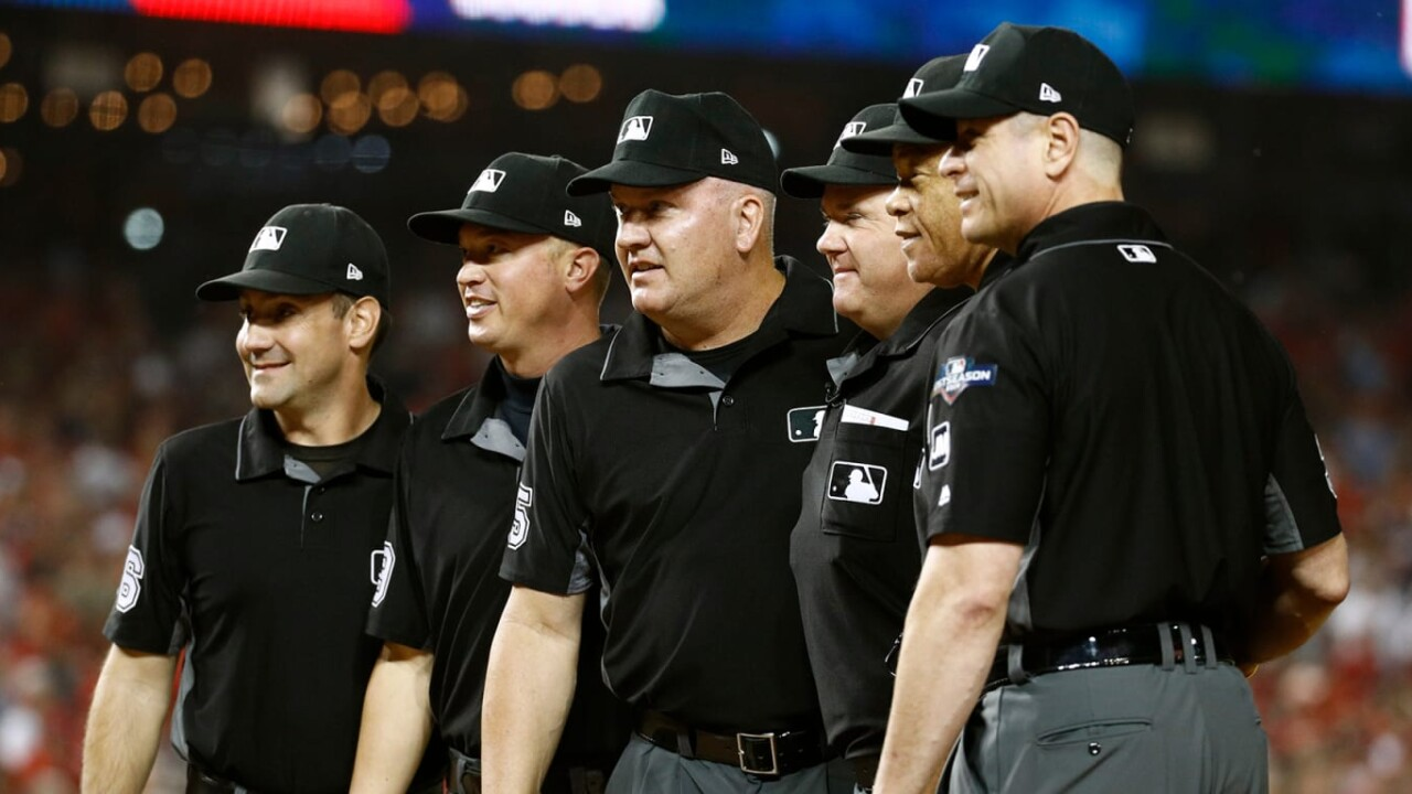 Seven fun facts about umpires