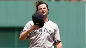 Should Gerrit Cole's bad June worry the Yankees?