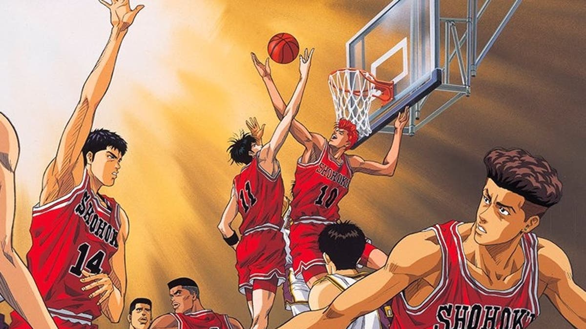 Slam Dunk finally made it to basketball at the 2020