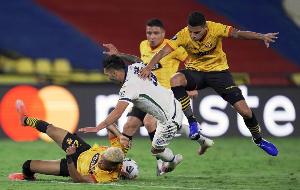 So are the keys to the quarterfinals of the Copa Libertadores with Barcelona SC waiting for a rival | Football | sports