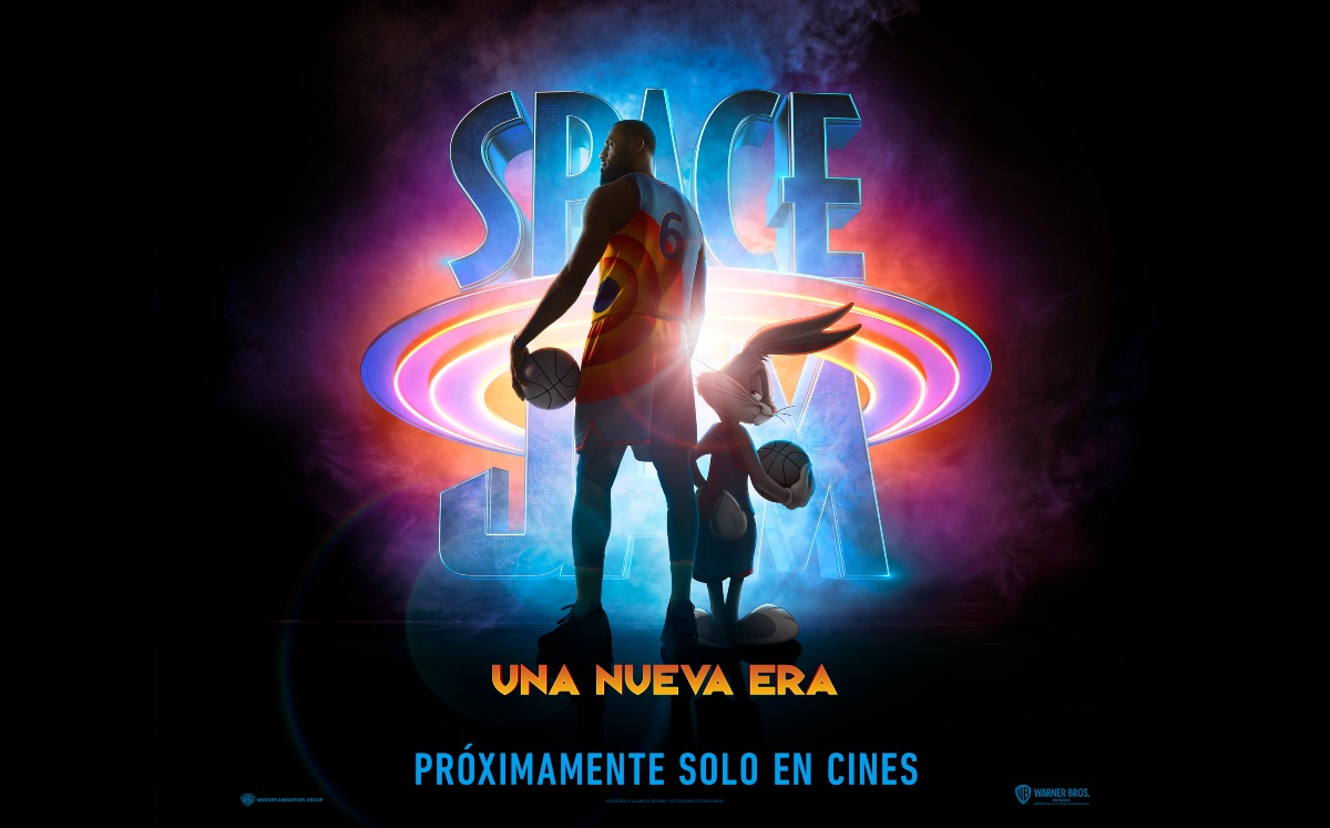 Space Jam A New Era Where to see and when