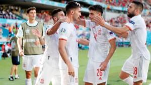 Spain entrusts itself to 'San Pedri'