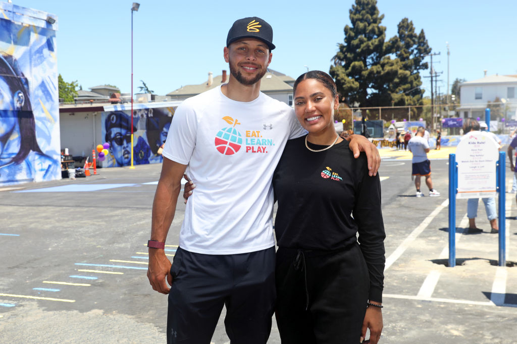 Stephen Curry has no regrets for not being at the Olympics