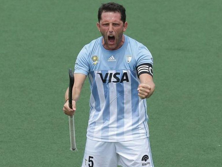 Pedro Ibarra, the captain of the Lions, who will face & # xe1; n with Japan in the Olympic Games Tokyo 2020.