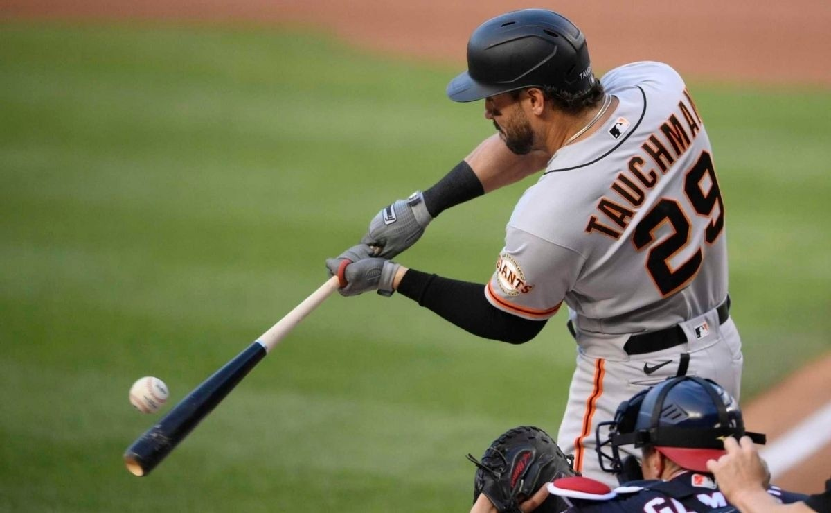 Surprise in the Bay Giants Designate Mike Tauchman for Assignment