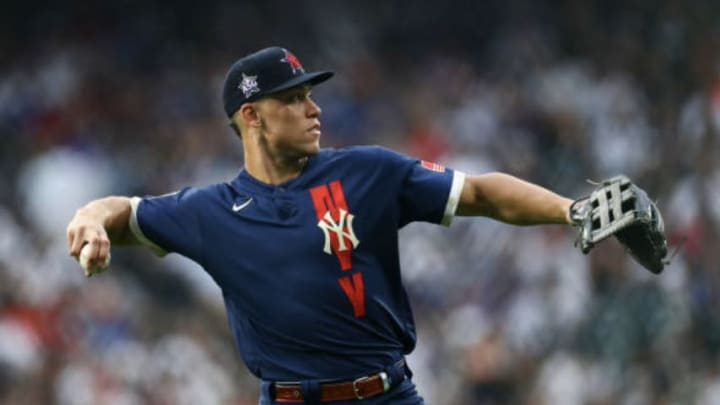 THE REVIEW Aaron Judge will need more than words