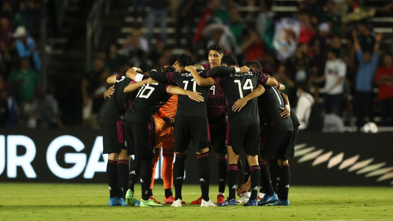 Tata Martino changes the routine of the Mexican National Team