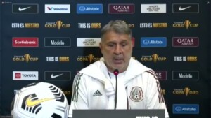 Tata Martino warns that it is difficult for the Mexican National Team to wear the favorite tag