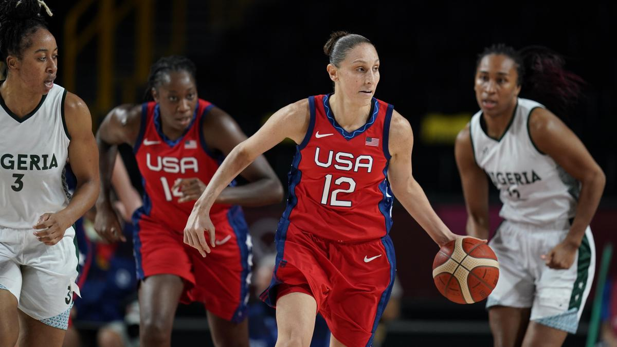Taurasi Another Olympic final against Spain It would be nice