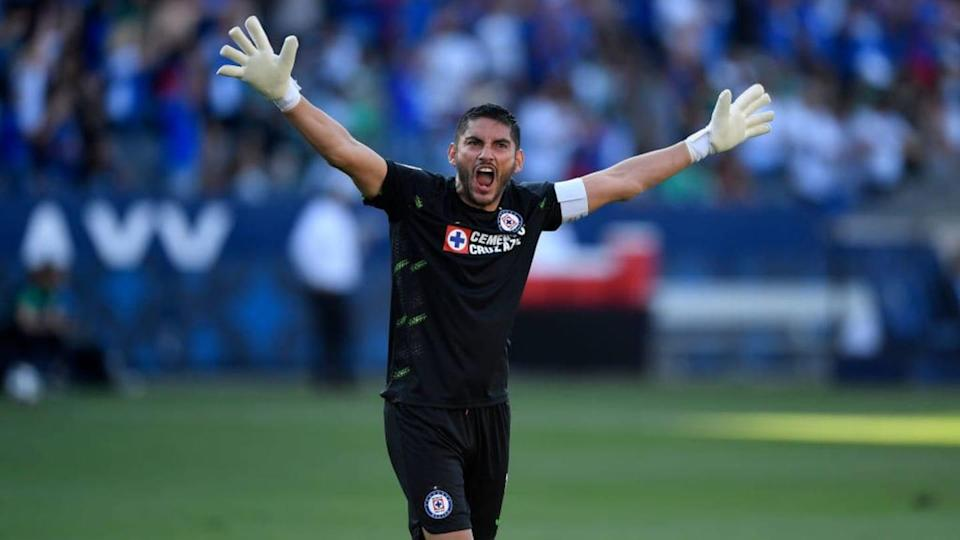 Corona, captain, referent and goal keeper would not have had a good relationship with Ordiales | Kevork Djansezian / Getty Images