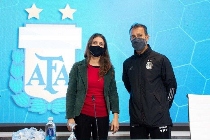 Arredondo and Fernando Batista before traveling to Korea.