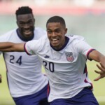 The USA team reveals its squad for the Gold Cup