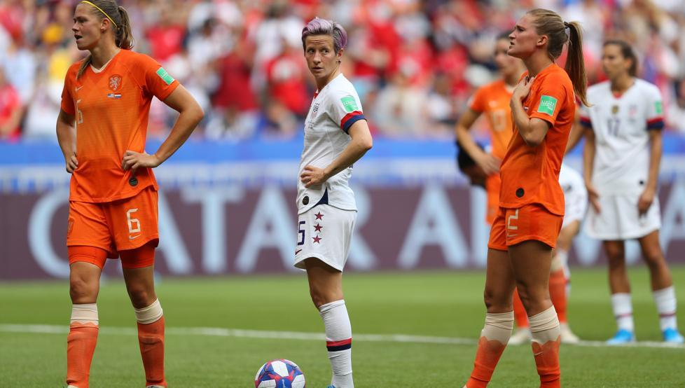 Duel between the United States and the Netherlands in 2019.