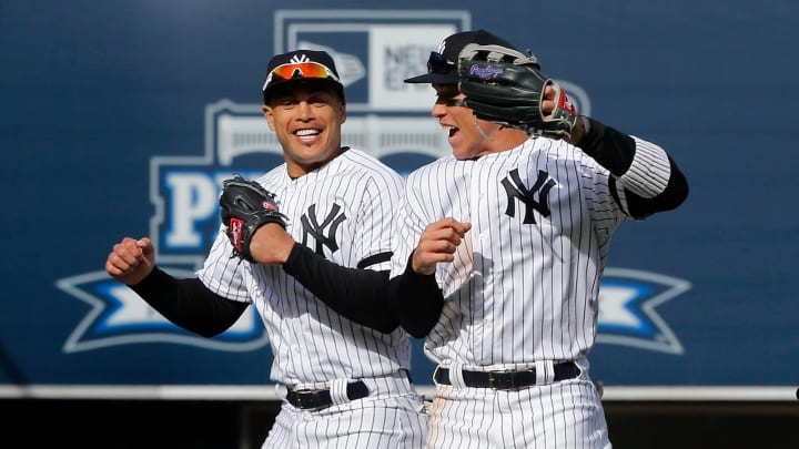 The acquisition of Rizzo and Gallo makes the Yankees one