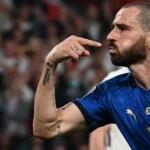 The controversial mockery of Leonardo Bonucci against English fans
