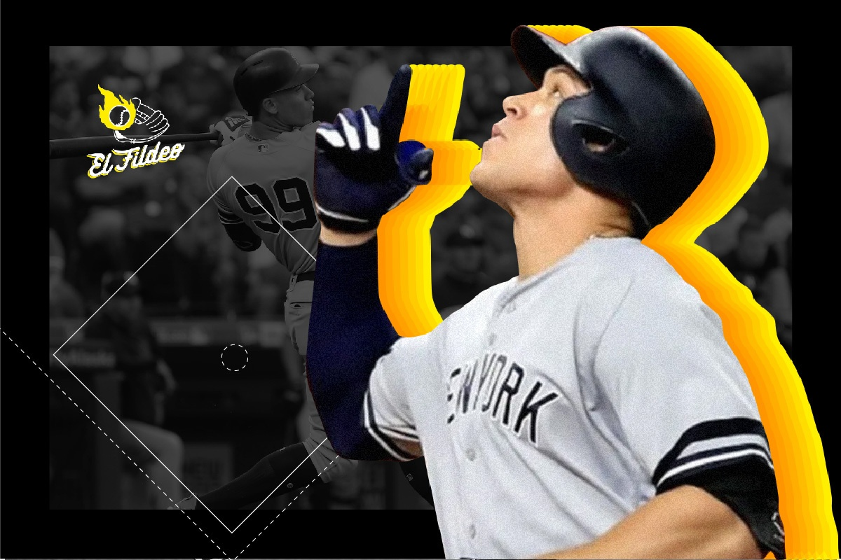 The crazy change that could send Aaron Judge from the