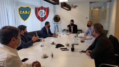 LPF meeting