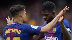 The latest news on Barcelona's possible departures: Messi, Coutinho, Umtiti, Sergi Roberto and more