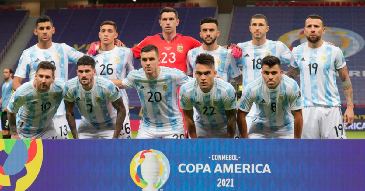 The new players of the National Team that surprised Messi