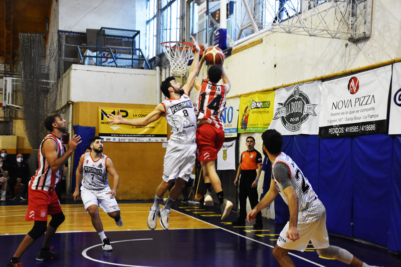 The power of Buenos Aires in the Federal Basketball