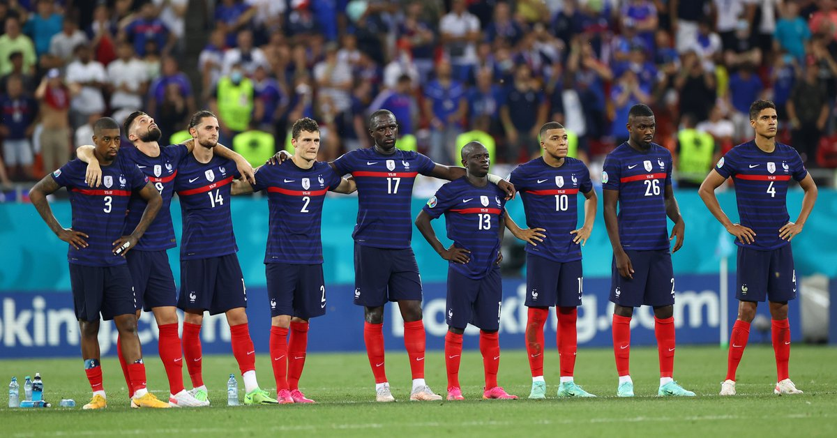 The scandals in France continue: they reveal a strong argument between two figures after the elimination in the European Championship