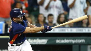 José Altuve projects more than 2,000 hits in his career with the Astros