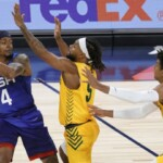 The two defeats of the United States towards the Olympic Games show the evolution of basketball in the world