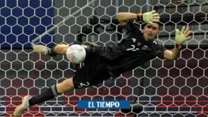 They ask to sanction the Argentine goalkeeper and the match referee