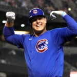 This is how Anthony Rizzo reacted when he found out he was traded from Cubs to Yankees