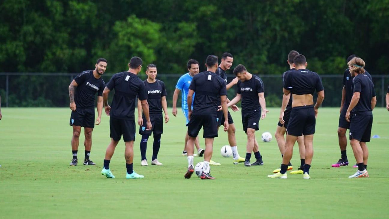 Tigres lends physical trainer to the Guatemalan team for the
