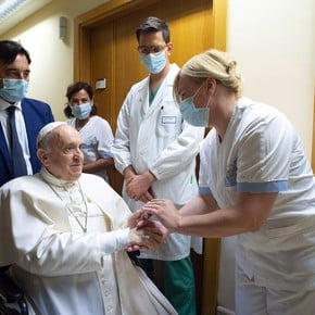 Pope Francis happy for the triumphs of Argentina and Italy