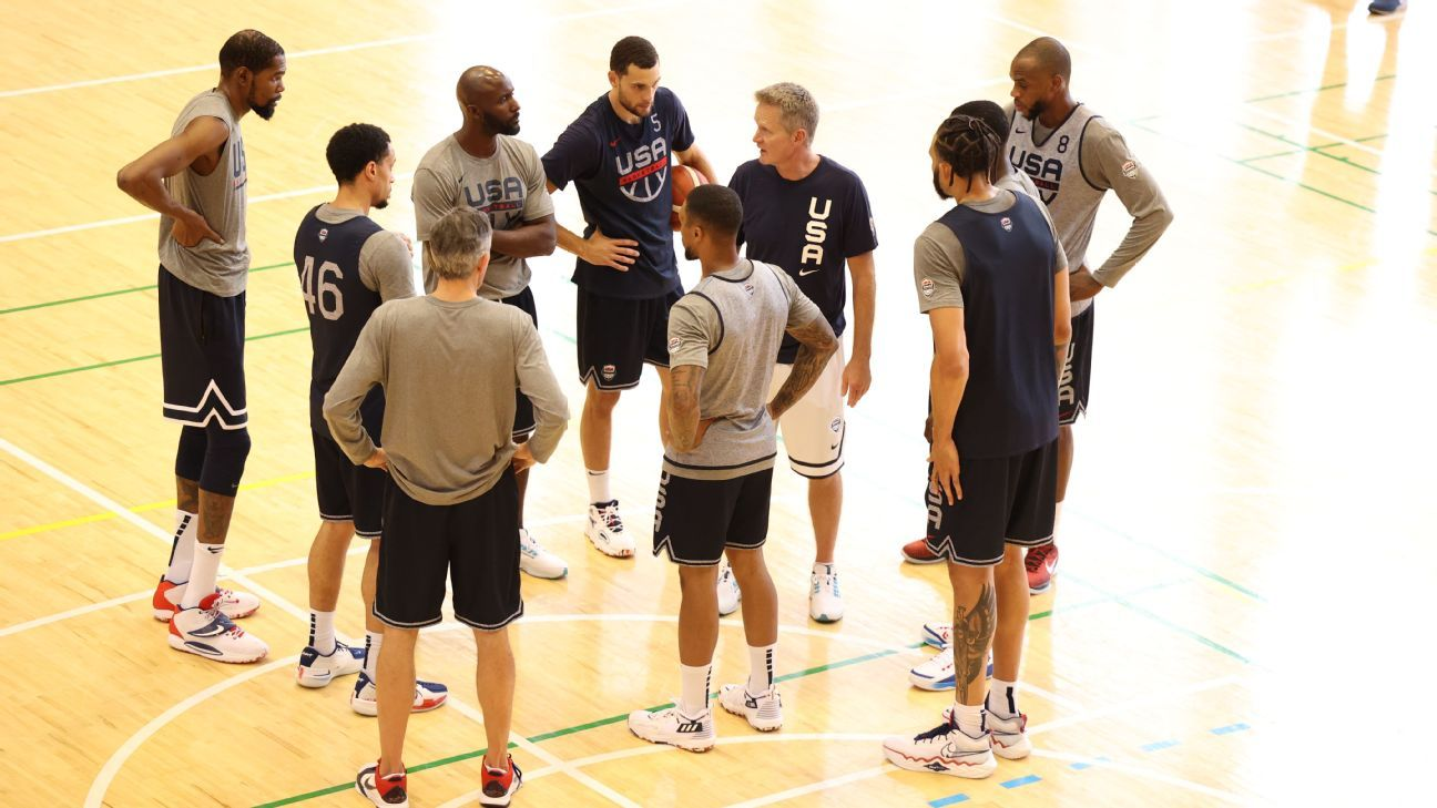 Tokyo 2020 Is Team USA destined to repeat Athens 2004