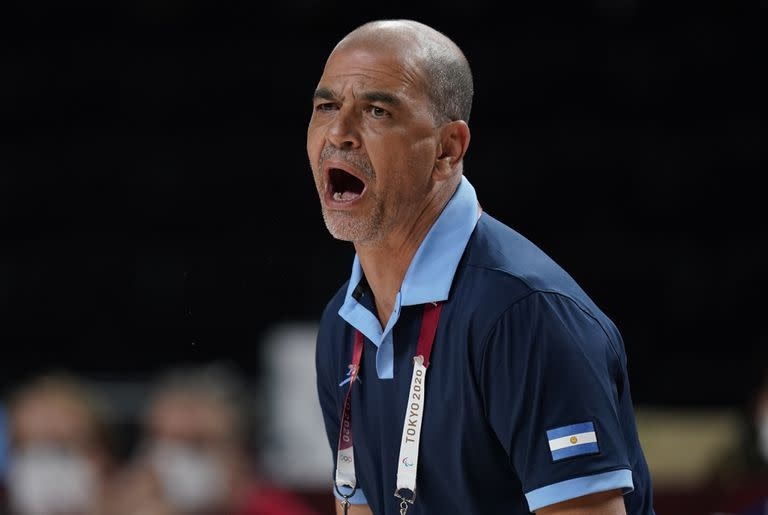 Tokyo 2020 The blow against Slovenia that forces the basketball