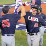 Tokyo: USA defeats Israel in first baseball game