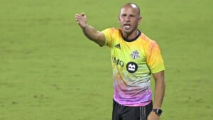 Toronto FC fires Chris Armas after thrashing against DC United