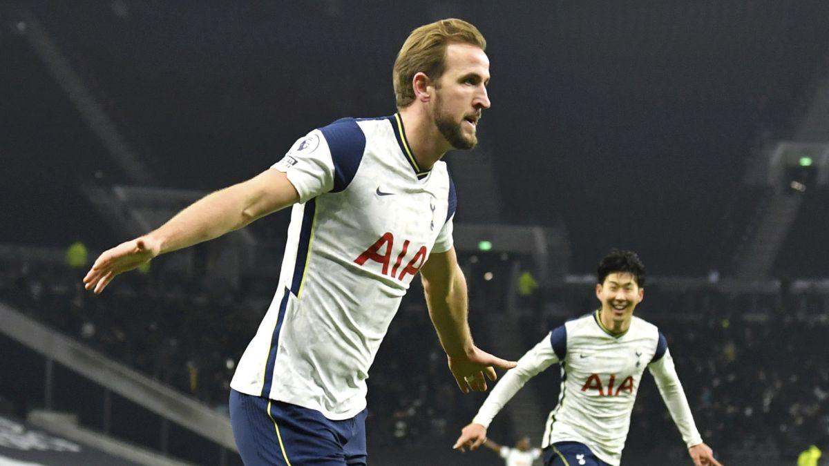 Tottenhams plan with Kane