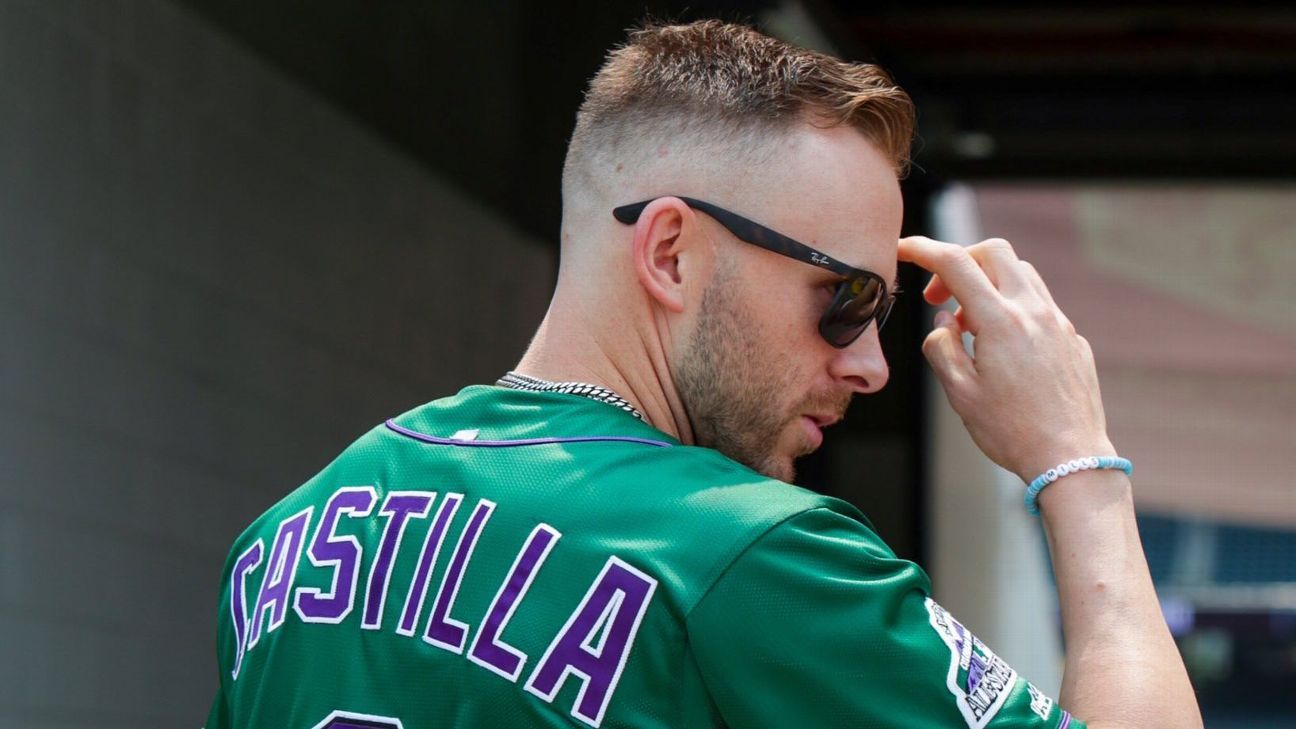 Trevor Story pays tribute to Mexican Vinicio Castilla by wearing