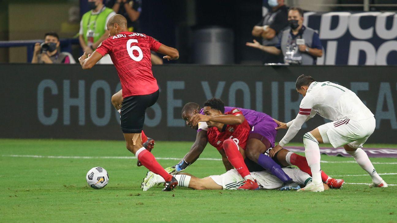 Trinidad and Tobago does not play to hurt anyone Angus