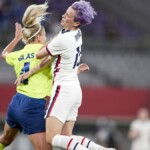 Twitter destroys the USA women's team and Megan Rapinoe after her debut in Tokyo 2020