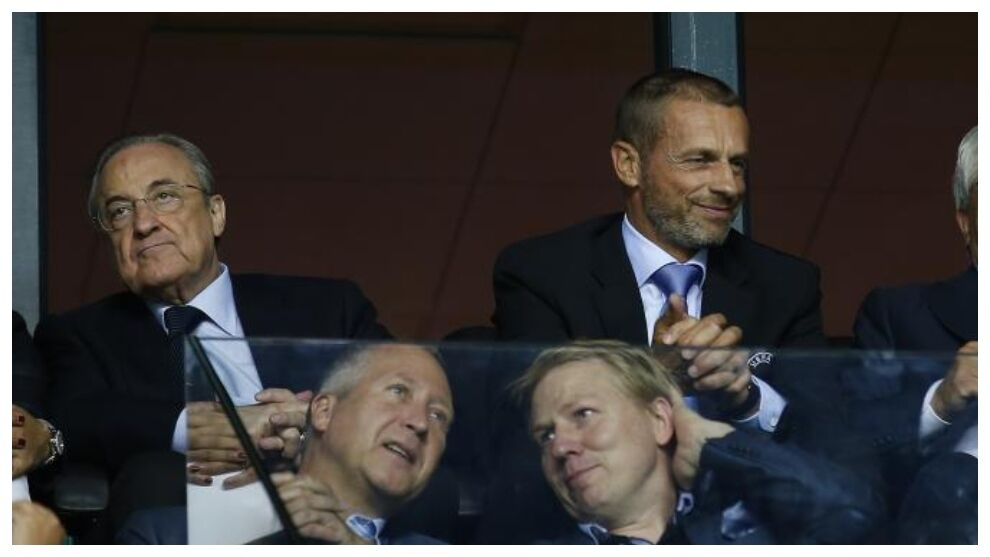 UEFA forced to revoke all its actions against the founding