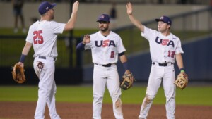 USA: Olympic baseball team is complete