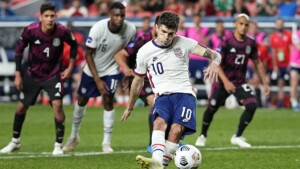 USA confirms Cincinnati as host vs Mexico in Qualifying