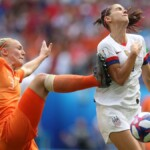 USWNT will face the Netherlands in the Tokyo 2020 quarterfinals