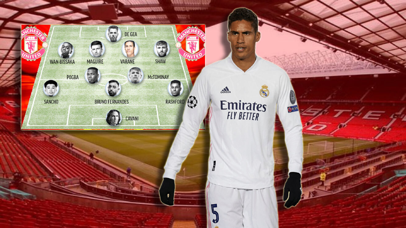 Varane and the great team that he will have