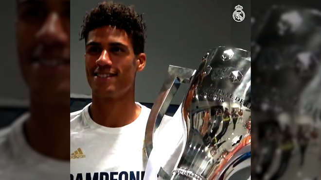 United are not in a hurry with Varane