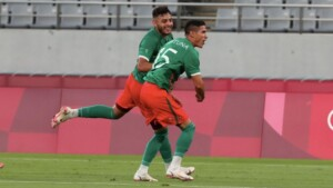 Uriel Antuna makes Diego Lainez forget against South Africa