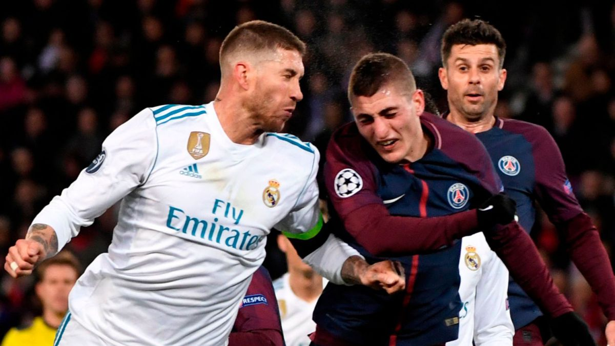 Verratti welcomes Ramos and confirms an open secret with Donnarumma
