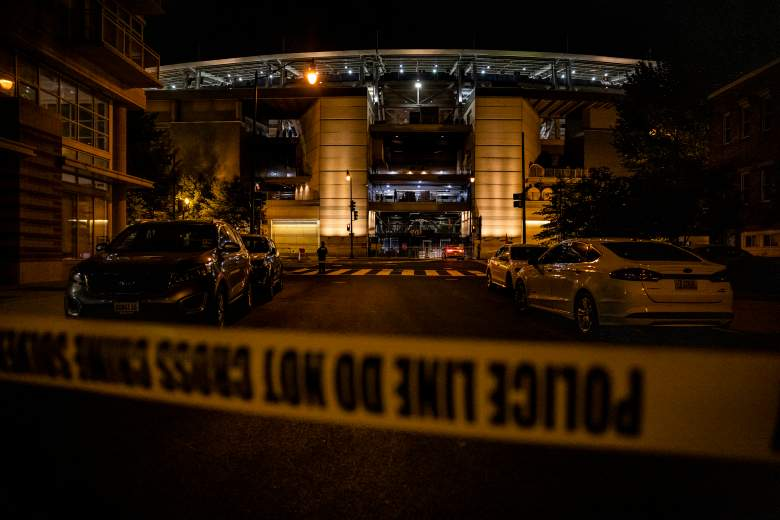 Washington Nationals game suspended due to shooting outside stadium [VIDEO]