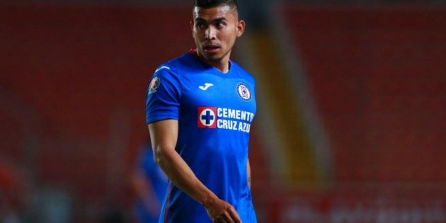 """""""We support him so that he can be successful"""": Cruz Azul opens the exit door for Orbelin Pineda"""